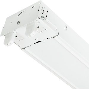 LED FIXTURE 4 FT. X 4.4 IN. - LED READY STRIP FIXTURE 2 LAMP